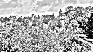 Mystische Stadt