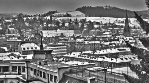 1967 - Sicht auf die Stadt
